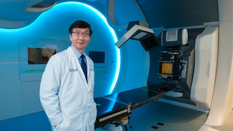 Dr. Chen proton therapy