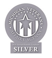 Michigan Veteran Affairs Agency Silver Certification