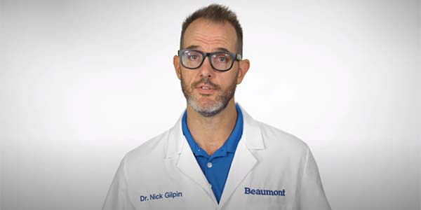 Hospital Volumes & Vaccines: What's the Latest? with Dr. Nick Gilpin