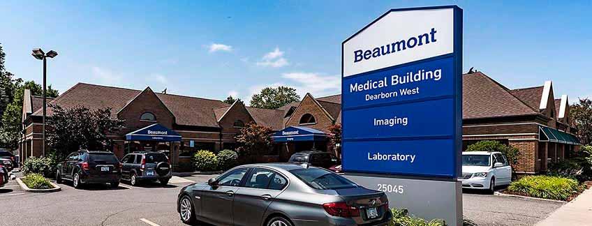 Beaumont Medical Building - Dearborn West | Beaumont Health