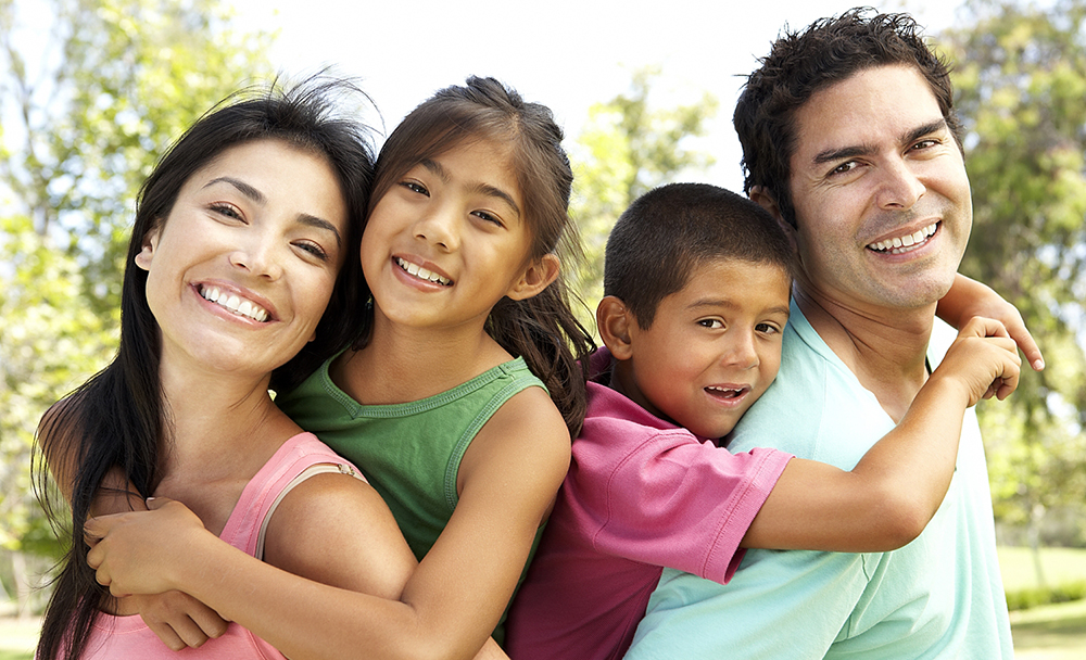Comprehensive benefits for the whole family.