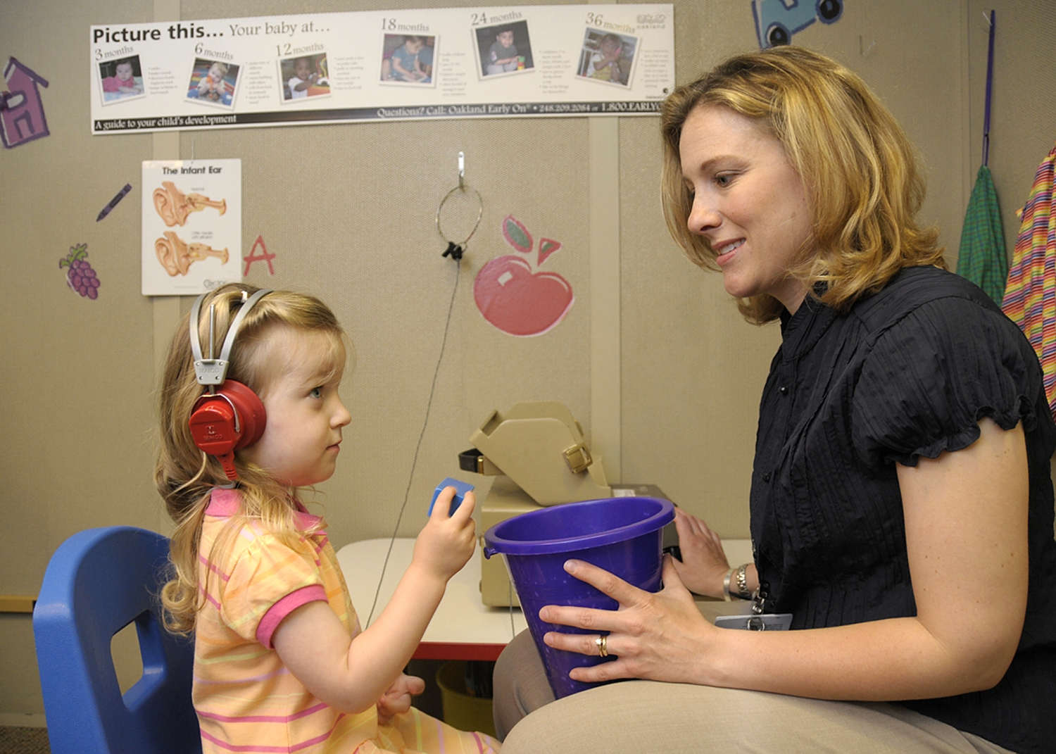We provide comprehensive services from general hearing testing to specialized care.