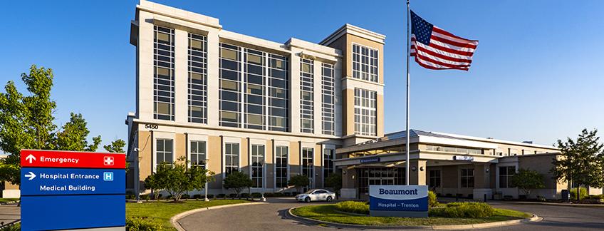 Beaumont Hospital, Trenton | Beaumont Health
