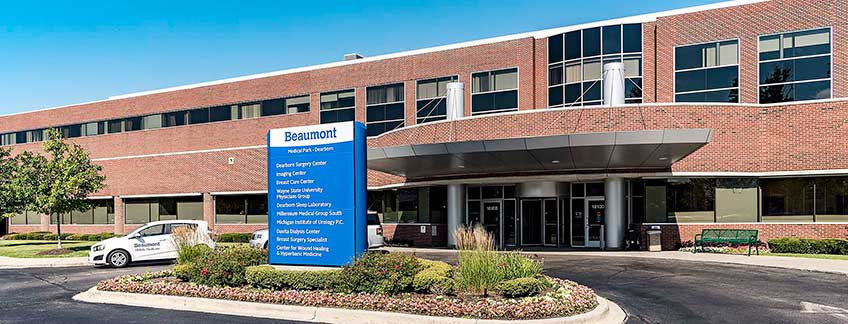 Laboratory - Medical Park, Dearborn | Beaumont Health