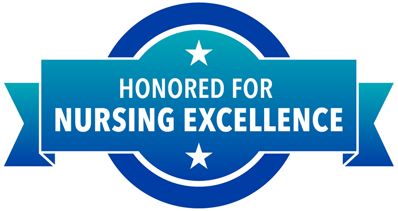 Beaumont honored for nursing excellence badge