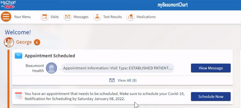 How-to reschedule your COVID-19 vaccine appointment at Beaumont
