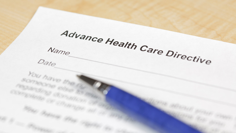Image result for advance directive