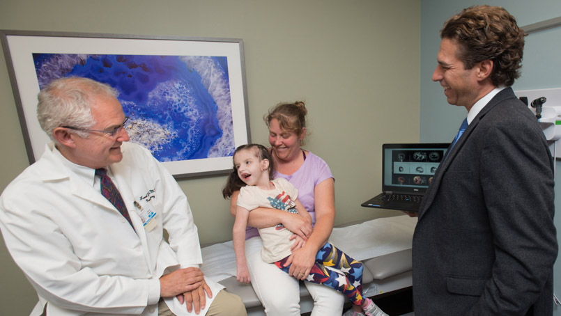 6-year-old St. Clair County girl has life-changing brain surgery