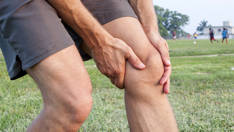 1ce385fc04697 Having bad knees can make you feel like you have limited options for  staying fit