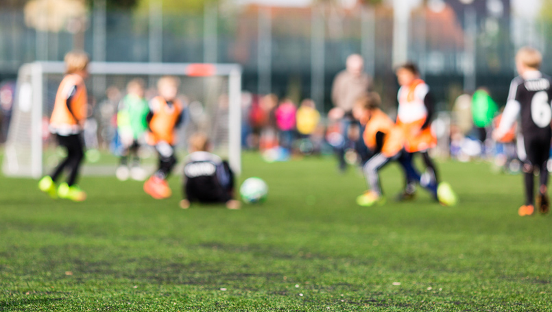 Sports injuries: Emergency room, urgent care or talk to your