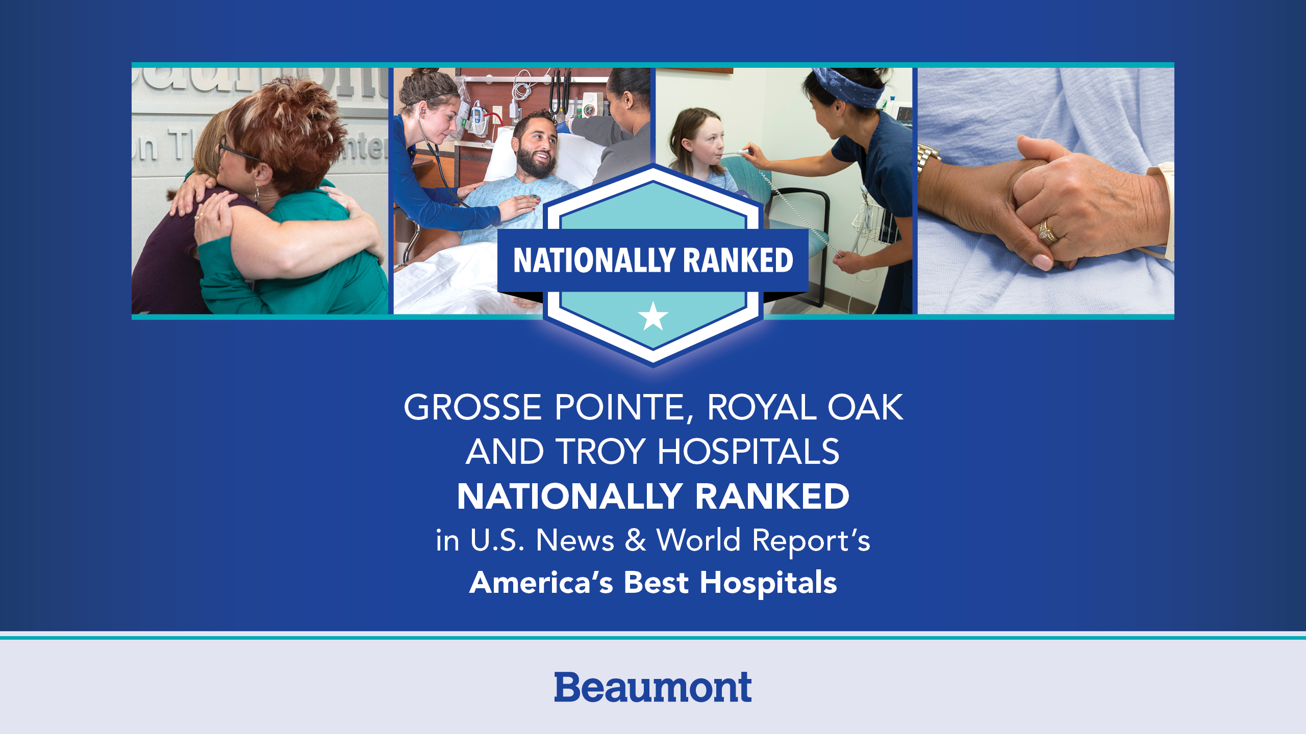 Best Hospitals In The Us 2020 Beaumont Health's Royal Oak, Troy and Grosse Pointe hospitals earn