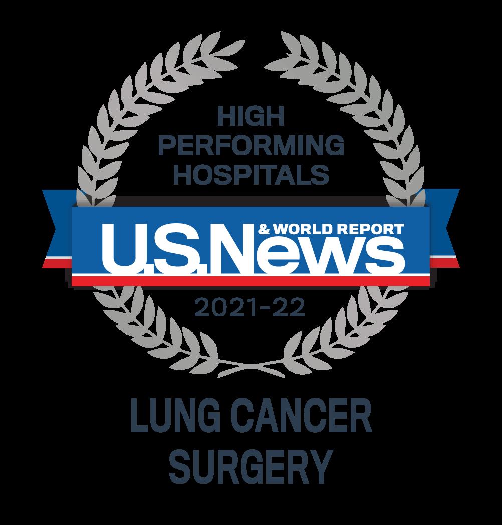 US News & World Report badge