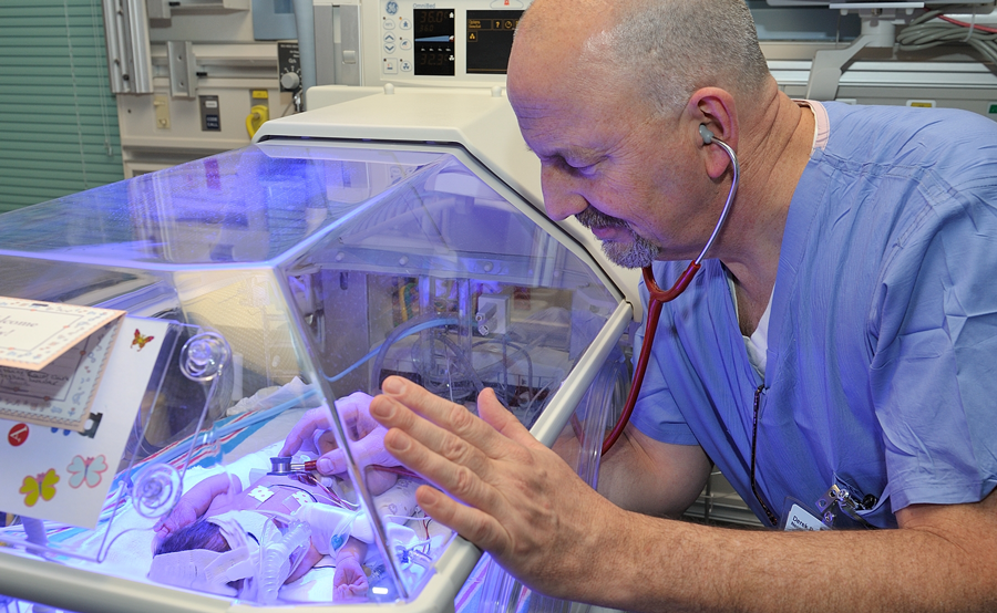 Beaumont Health | Neonatal Intensive Care Unit (NICU) in